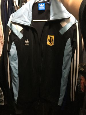 Adidas Argentina zip up size l , Umbro New York Cosmos hoodie size xl for Sale in Coral Gables, FL