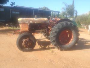 1974 CASE 990 FARM tractor for Sale in Valley Center, CA