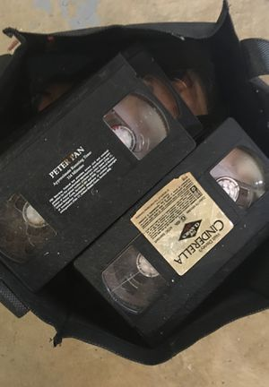 Free vhs tapes for Sale in Mechanicsburg, PA