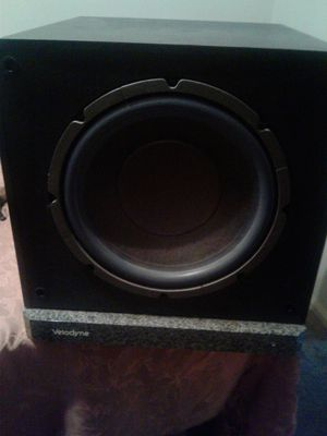 Velodyne Subwoofer perfect condition for Sale in Rockville, MD