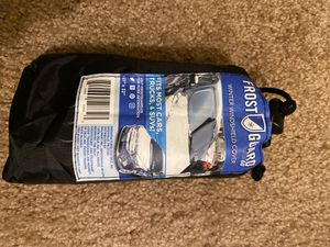 Brand new frost guard winter windshield cover for Sale in Portland, OR