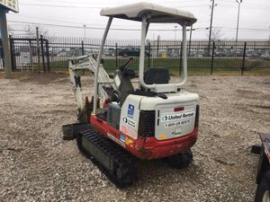 2013 TAKEUCHI TB016 Mini Excavator for Sale in Naperville, IL