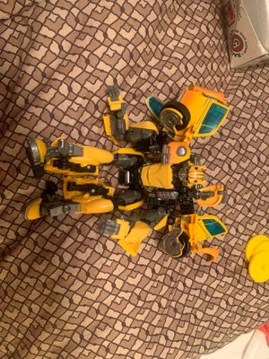 Transformers bumblebee VW RV $79 - asking $40 for Sale in Denton, NC