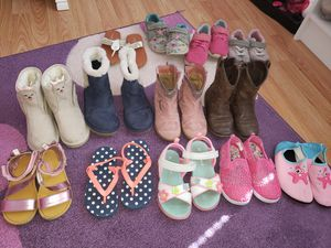 Toddler girl shoes for Sale in Cape Coral, FL