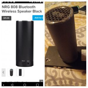 808 Bluetooth Speaker for Sale in Waynesville, MO