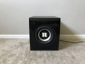 Theater Research TR-7010 Home Theater Powered Active Subwoofer Sub for Sale in Mount Prospect, IL