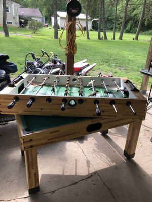 Standard size foosball table for Sale in Groveport, OH
