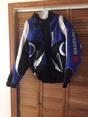 Suzuki motorcycle jacket MENS for Sale in Colorado Springs, CO