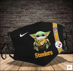 Steelers face mask for Sale in Murfreesboro,  TN