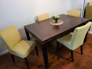 Coaster Dining Table and Chairs for Sale in Walnut Creek, CA