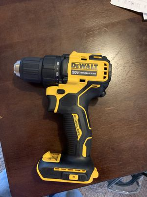 dewalt 20v brushless atomic drill for Sale in Canal Winchester, OH