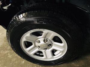 2016 Jeep Wrangler wheels for Sale in Adelphi, MD