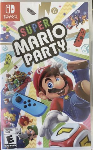 Nintendo Switch - Super Mario Party brand new sealed for Sale in Milpitas, CA