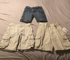 Boys size 6 jeans and shorts for Sale in Las Vegas, NV