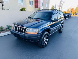 2002 Jeep Cherokee for Sale in Tacoma, WA