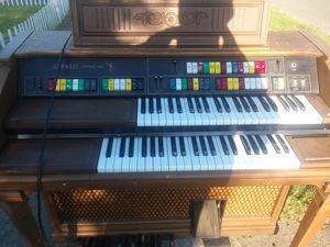 Genie electric organ for Sale in Cosmopolis, WA