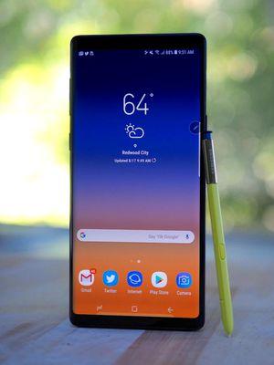 New Samsung Galaxy Note 9 Unlocked 128GB Desbloqueado Liverado Blue T-mobile ATT Metro Cricket Verizon for Sale in Whittier, CA