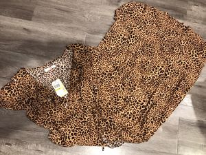 Cheetah print dress size xsmall 12$ for Sale in Rancho Dominguez, CA