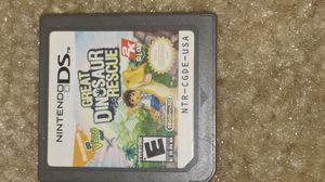 Nintendo DS Go Diego Go great dinosaur Rescue for Sale in Cleveland, OH