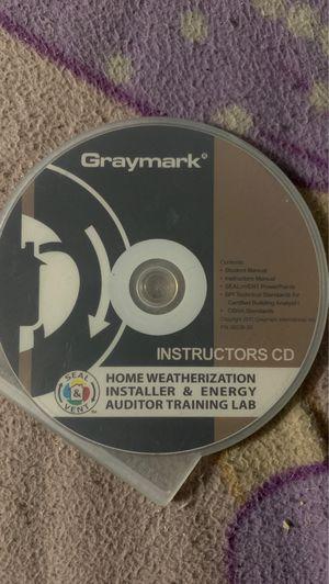 Educational Home Weatherization CD Program for Sale in Denver, CO