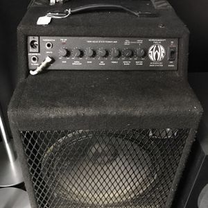 SWR Workingman's 1x12 Bass Combo AMP for Sale in Fort Lauderdale, FL