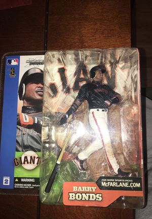 Barry Bonds Mcfarlane Toys Collectables for Sale in Escondido, CA