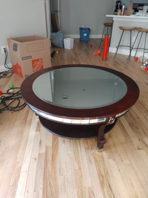 Mirror coffee table for Sale in Denver, CO