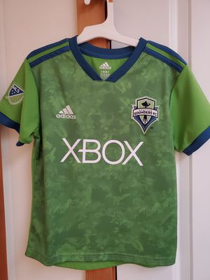Kids Adidas Sounders Jersey for Sale in Marysville, WA