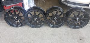 17x8 Wheels Rims 5x114 for Sale in Fontana, CA