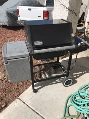 Weber BBQ Grill for sale for Sale in Las Vegas, NV