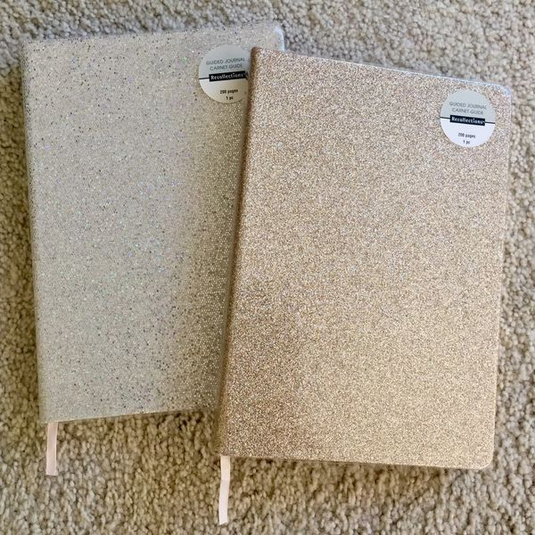 Journal To Do Notes Stationery Bling Sparkle Gift