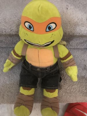 Build a Bear Michaelangelo for Sale in Homestead, FL