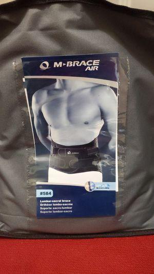M-Brace Air Back for Sale in UPR MARLBORO, MD