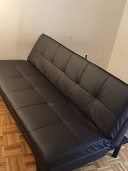 Abbyson Living Futon Sleeper Sofa Bed - barely used for Sale in Strafford,  PA