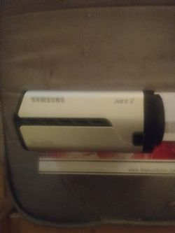 Samsung network Security camera for Sale in San Angelo,  TX