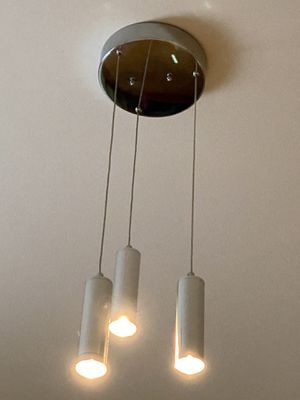 3 Light Modern Chandelier for Sale in Buford, GA