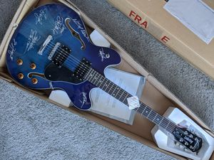 Ovation electric guitar signed by Elton john for Sale in Waterbury, CT