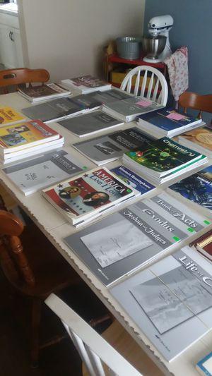 Homeschooling curriculum for Sale in Spanaway, WA