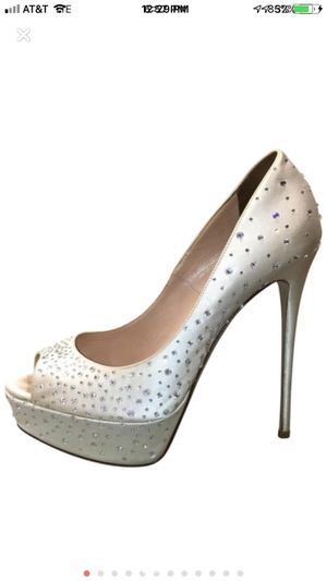 Valentino Swarovski Crystals Shoes for Sale in Long Beach, CA