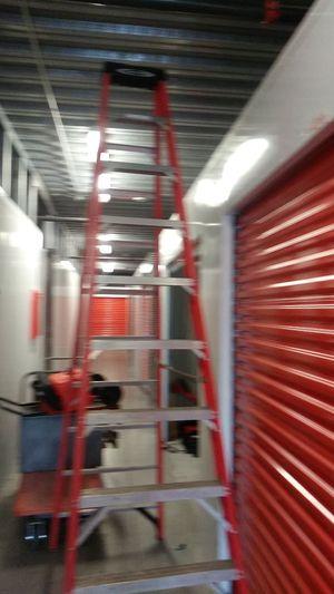 10 ft werner ladder for Sale in Austin, TX