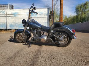 Custom Softail Harley Davidson completely redone with HP motor for Sale in Phoenix, AZ