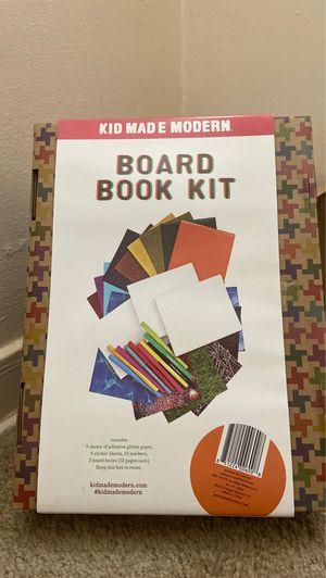 board book making kit for Sale in Battle Creek, MI