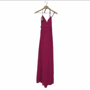 NWT Ralph Lauren purple prom dress tie back size 8 for Sale in Oklahoma City, OK