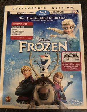 FROZEN -only Blu-ray (no digital hd -no dvd) for Sale in Tamarac, FL