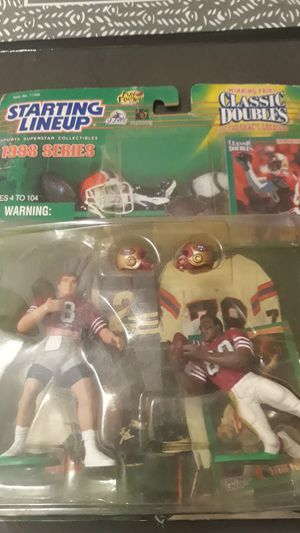 1998 Jerry rice/steve young collectible toys for Sale in Lodi, CA
