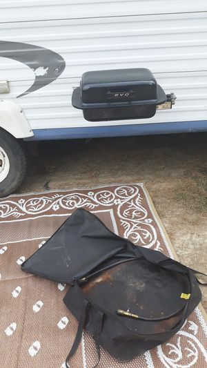 Travel trailer rvq grill for Sale in Monrovia, IN