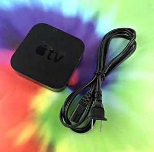 Apple TV 8GB Digital HD Media Streamer 3 Generation - Black / No Remote #MP6230 for Sale in Orland Hills, IL