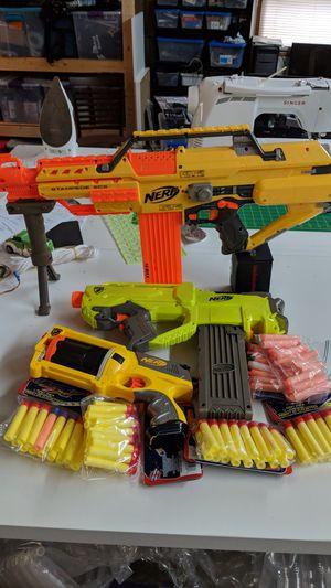Big lot of Nerf guns for Sale in Weddington, NC