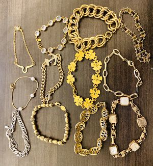 12 bracelets for the one for Sale in Plano, TX