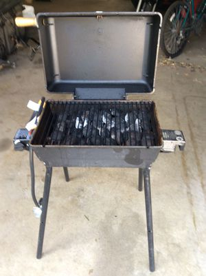 Gas grill for camping for Sale in Marcellus, MI